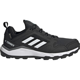 adidas TERREX Agravic TR GTX Trail Running Shoes Women, core black/crystal white/acid mint